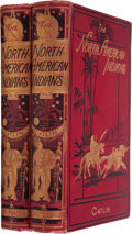 "Books:Americana & American History, George Catlin's ""North American Indians"" in Two Volumes.... (Total:2 Items)"