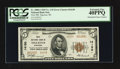 Error Notes:Major Errors, Tigerton, WI - $5 Ty. 2 First NB Ch. # 14150/12150. ...