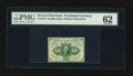 Fractional Currency:First Issue, Fr. 1243 10¢ First Issue PMG Uncirculated 62.. ...