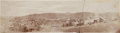 Western Expansion:Goldrush, [California Gold Mining] 1904 Bodie Photograph Panoramic Bird's EyeView....