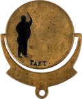 "Political:Miscellaneous Political, William Howard Taft: 1"" Spinner...."