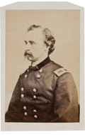 Photography:CDVs, George Armstrong Custer: A CDV Taken From a Brady Image. ...