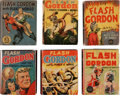 Big Little Book:Miscellaneous, Big Little Book Flash Gordon Group (Whitman, 1934-45).... (Total: 6Items)
