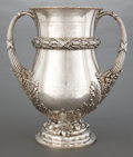 Silver Holloware, American:Cups, A TIFFANY SILVER PRESENTATION CUP . Tiffany & Co., New York,New York, circa 1902. Marks: TIFFANY & CO., MAKERS STERLINGS...