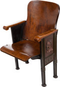 Political:3D & Other Display (1896-present), Theodore Roosevelt: 1920 Theater Chair....