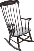 Political:Presidential Relics, John F. Kennedy: The Last Rocking Chair He Ever Sat In, the DayBefore His Tragic Assassination. ...