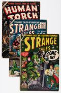 Golden Age (1938-1955):Miscellaneous, Atlas Golden Age Comics Group (Atlas, 1950s).... (Total: 8 Comic Books)