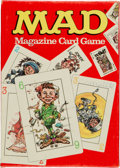 Memorabilia:MAD, Mad Magazine Card Game in Box (Parker Brothers, 1980)....