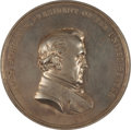 Political:Miscellaneous Political, James Buchanan: Silver Japanese Embassy Medal....