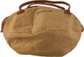 Football Collectibles:Others, 1930's Notre Dame Fighting Irish Spalding Co. Purse....