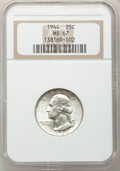 Washington Quarters: , 1944 25C MS67 NGC. NGC Census: (253/0). PCGS Population (55/0).Mintage: 104,956,000. Numismedia Wsl. Price for problem fre...