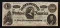 Confederate Notes:1862 Issues, T49 $100 1862 PF-1.. ...