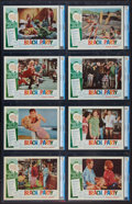 """Movie Posters:Comedy, Beach Party (American International, 1963). CGC Graded Lobby CardSet of 8 (11"""" X 14""""). Comedy.. ... (Total: 8 Items)"""