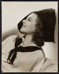 """Movie Posters:Miscellaneous, Janet Gaynor in The Young in Heart (United Artists, 1938). Portrait Photo (10.75"""" X 13.75""""). Miscellaneous.. ..."""