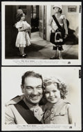 "Movie Posters:Adventure, Shirley Temple in Wee Willie Winkie (20th Century Fox, 1937).Photos (2) (8"" X 10""). Adventure.. ... (Total: 2 Items)"