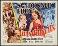 """Movie Posters:Musical, Sweethearts (MGM, R-1962). Half Sheet (22"""" X 28""""). Musical.. ..."""