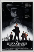 """Movie Posters:Crime, The Untouchables (Paramount, 1987). One Sheet (27"""" X 41""""). Crime....."""