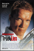 """Movie Posters:Action, True Lies and Other Lot (20th Century Fox, 1994). One Sheets (2) (27"""" X 40"""") SS, Advance and Regular. Action.. ... (Total: 2 Items)"""