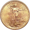 Saint-Gaudens Double Eagles, 1920-S $20 MS66 PCGS Secure. CAC....