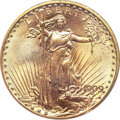 Saint-Gaudens Double Eagles, 1909 $20 MS66 PCGS Secure. CAC....