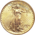 Saint-Gaudens Double Eagles, 1924 $20 MS67 PCGS Secure. CAC....
