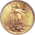 Saint-Gaudens Double Eagles, 1924-S $20 MS65 PCGS Secure. CAC....