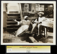 "Hattie McDaniel and Paul Robeson in Show Boat (Universal, 1936). CGC Graded Photo (8"" X 10""). Musical"