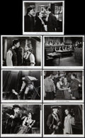 "Movie Posters:Adventure, Kidnapped (20th Century Fox, 1938). Photos (13) (8"" X 10"").Adventure.. ... (Total: 13 Items)"