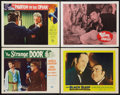 """Movie Posters:Horror, Horror Lot (Various, 1951-1965). Lobby Cards (4) (11"""" X 14""""). Horror.. ... (Total: 4 Items)"""