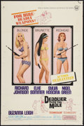 "Movie Posters:Bad Girl, Deadlier Than the Male & Other Lot (Universal, 1967). OneSheets (2) (27"" X 41""). Bad Girl.. ... (Total: 2 Items)"