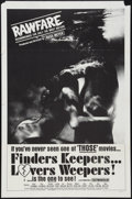 """Movie Posters:Sexploitation, Finders Keepers, Lovers Weepers (Eve Productions, 1968). One Sheet(27"""" X 41"""") and Uncut Pressbook (8 Pages, 8.5"""" X 11"""") Sex...(Total: 2 Items)"""