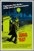"Movie Posters:Action, Death Wish (Columbia, 1974). International One Sheet (27"" X 41"").Action.. ..."