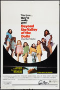 """Movie Posters:Sexploitation, Beyond the Valley of the Dolls (20th Century Fox, 1970).Autographed One Sheet (27"""" X 41"""") and Uncut Pressbook, (9 Pages,8.... (Total: 2 Items)"""