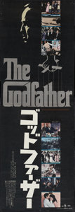 "Movie Posters:Crime, The Godfather (Paramount, 1972). Japanese STB (20"" X 58""). Crime....."