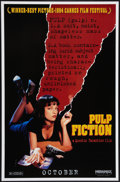 "Movie Posters:Crime, Pulp Fiction (Miramax, 1994). One Sheet (27"" X 40"") Advance.Crime.. ..."