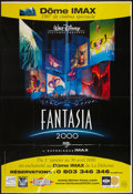 "Movie Posters:Animated, Fantasia 2000 (Gaumont Buena Vista International, 2000). FrenchGrande (47"" X 63"") DS IMAX Advance Style. Animation.. ..."