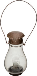Political:3D & Other Display (1896-present), William Jennings Bryan: Railroad Style Campaign Lantern....