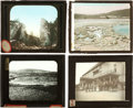 Photography:Stereo Cards, Yellowstone National Park: Boxed Set of Fifty Slides....