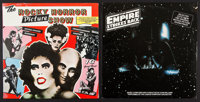 "Film Sounctrack Lot (Various, 1950s - 1980). Vinyl Records (16) (12.5"" X 12.5""). Musical. ... (Total: 16 Items..."