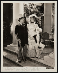 "Poppy (Paramount, 1936). Photo and Negative (8"" X 10""). Comedy. ... (Total: 2 Items)"