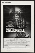 """Movie Posters:Science Fiction, Rollerball (United Artists, 1975). Uncut Pressbook (12 Pages, 11"""" X17"""" ). Science Fiction.. ..."""
