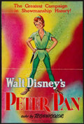 "Movie Posters:Animation, Peter Pan (RKO, 1953). Partial Pressbook (Multiple Pages, 12"" X 18""). Animation.. ..."