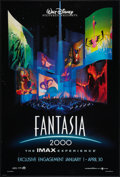 "Movie Posters:Animated, Fantasia 2000 & Other Lot (Buena Vista, 1999). One Sheets (2)(27"" X 40""). DS Advance and Regular. Animated.. ... (Total: 2Items)"