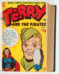 Terry and the Pirates #3-26 Bound Volume (Harvey, 1947-51)
