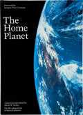 Autographs:Celebrities, Kevin W. Kelley [Editor]: The Home Planet Book Signed by Thirty-Nine Astronauts and Cosmonauts, Directly from the ...