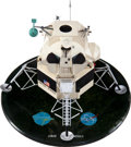 Transportation:Space Exploration, Grumman Apollo Lunar Module Contractor's Model. ...