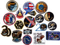 Transportation:Space Exploration, NASA: Collection of Souvenir Patches. ... (Total: 100 Items)