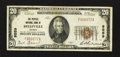 National Bank Notes:Kansas, Belleville, KS - $20 1929 Ty. 1 The Peoples NB Ch. # 9559. ...