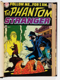 Bronze Age (1970-1979):Horror, The Phantom Stranger #1-32 Bound Volumes (DC, 1969-74).... (Total:2 Items)