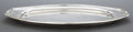 Silver Holloware, American:Trays, A CARTIER SILVER TRAY . Cartier, New York, New York, post 1950.Marks: CARTIER, 950. 20 inches long (50.8 cm). 77 troy o...